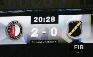 Feyenoord - NAC Breda 05.03.2045