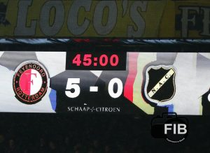 Feyenoord - NAC Breda 05.03.2077