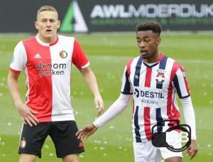 Feyenoord - Willem II 08.03.2013