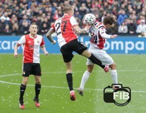 Feyenoord - Willem II 08.03.2019