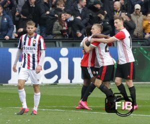 Feyenoord - Willem II 08.03.2038