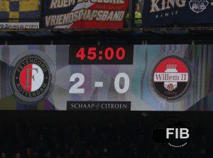 Feyenoord - Willem II 08.03.2062