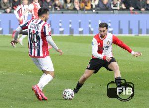 Feyenoord - Willem II 08.03.2066