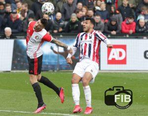 Feyenoord - Willem II 08.03.2070