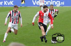 Feyenoord - Willem II 08.03.2093