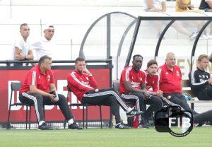 Feyenoord O18 1 Dordt O18 .08.2011