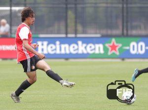Feyenoord O18 1 Dordt O18 .08.2012