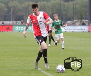 Feyenoord O18 1 Dordt O18 .08.2013
