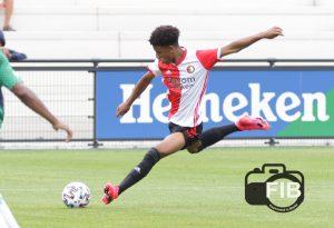 Feyenoord O18 1 Dordt O18 .08.2014