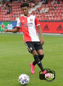 Feyenoord O18 1 Dordt O18 .08.2017