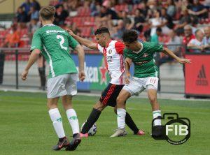 Feyenoord O18 1 Dordt O18 .08.2018
