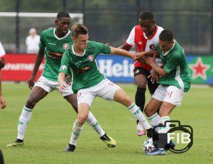 Feyenoord O18 1 Dordt O18 .08.2021
