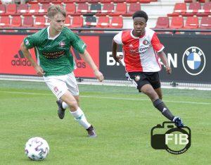 Feyenoord O18 1 Dordt O18 .08.2023