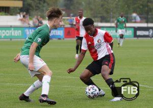 Feyenoord O18 1 Dordt O18 .08.2024