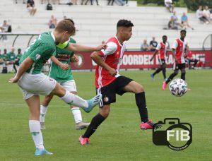 Feyenoord O18 1 Dordt O18 .08.2025
