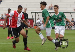 Feyenoord O18 1 Dordt O18 .08.2029