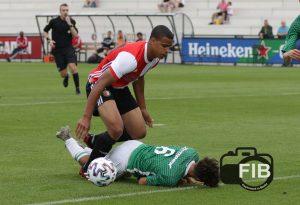 Feyenoord O18 1 Dordt O18 .08.2030