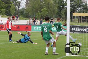 Feyenoord O18 1 Dordt O18 .08.2033