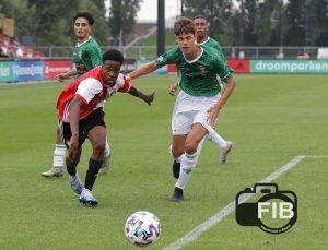 Feyenoord O18 1 Dordt O18 .08.2035