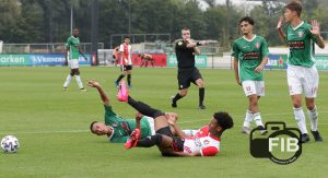 Feyenoord O18 1 Dordt O18 .08.2036