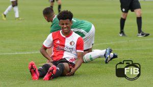 Feyenoord O18 1 Dordt O18 .08.2037