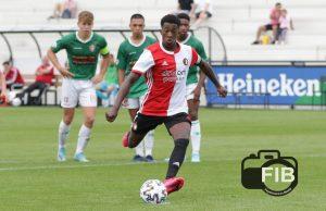 Feyenoord O18 1 Dordt O18 .08.2038