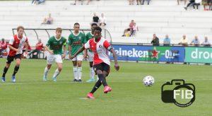 Feyenoord O18 1 Dordt O18 .08.2039