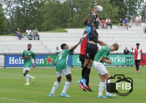 Feyenoord O18 1 Dordt O18 .08.204