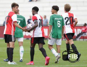 Feyenoord O18 1 Dordt O18 .08.2041