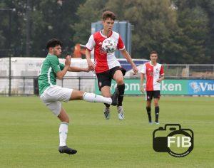Feyenoord O18 1 Dordt O18 .08.2042