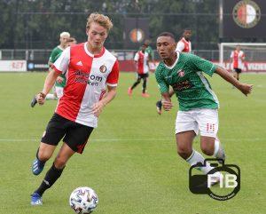 Feyenoord O18 1 Dordt O18 .08.2044