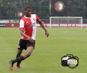 Feyenoord O18 1 Dordt O18 .08.2045