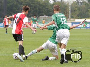 Feyenoord O18 1 Dordt O18 .08.2046