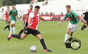 Feyenoord O18 1 Dordt O18 .08.2047