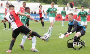 Feyenoord O18 1 Dordt O18 .08.2049