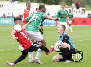 Feyenoord O18 1 Dordt O18 .08.2050