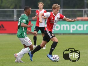 Feyenoord O18 1 Dordt O18 .08.2055