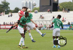Feyenoord O18 1 Dordt O18 .08.2057
