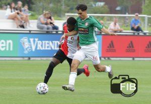Feyenoord O18 1 Dordt O18 .08.206