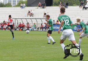 Feyenoord O18 1 Dordt O18 .08.2061