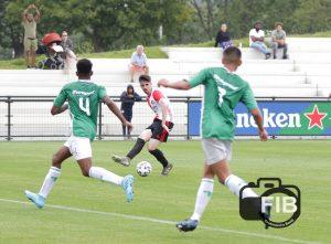 Feyenoord O18 1 Dordt O18 .08.209
