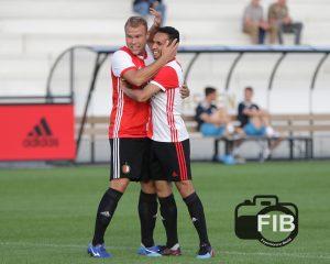 Feyenoord O21 EXC Maassluis Sc Feyenoord 04.08.2014