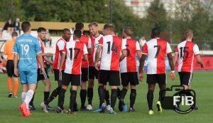 Feyenoord O21 EXC Maassluis Sc Feyenoord 04.08.2015