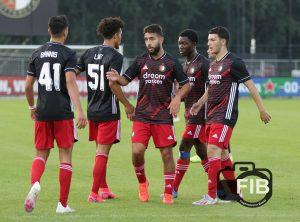 Feyenoord O21 EXC Maassluis Sc Feyenoord 04.08.2041