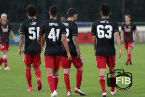 Feyenoord O21 EXC Maassluis Sc Feyenoord 04.08.2057