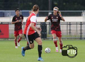 Feyenoord O21 EXC Maassluis Sc Feyenoord 04.08.2058