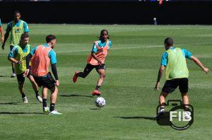 FeyenoordinBeeld eerste openbare training 05.0839