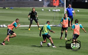 FeyenoordinBeeld eerste openbare training 05.0840