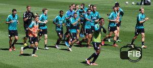 FeyenoordinBeeld eerste openbare training 05.0847